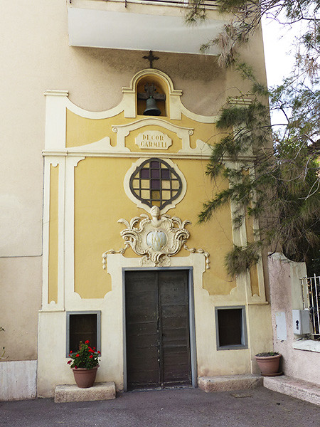 chapelle bordighera