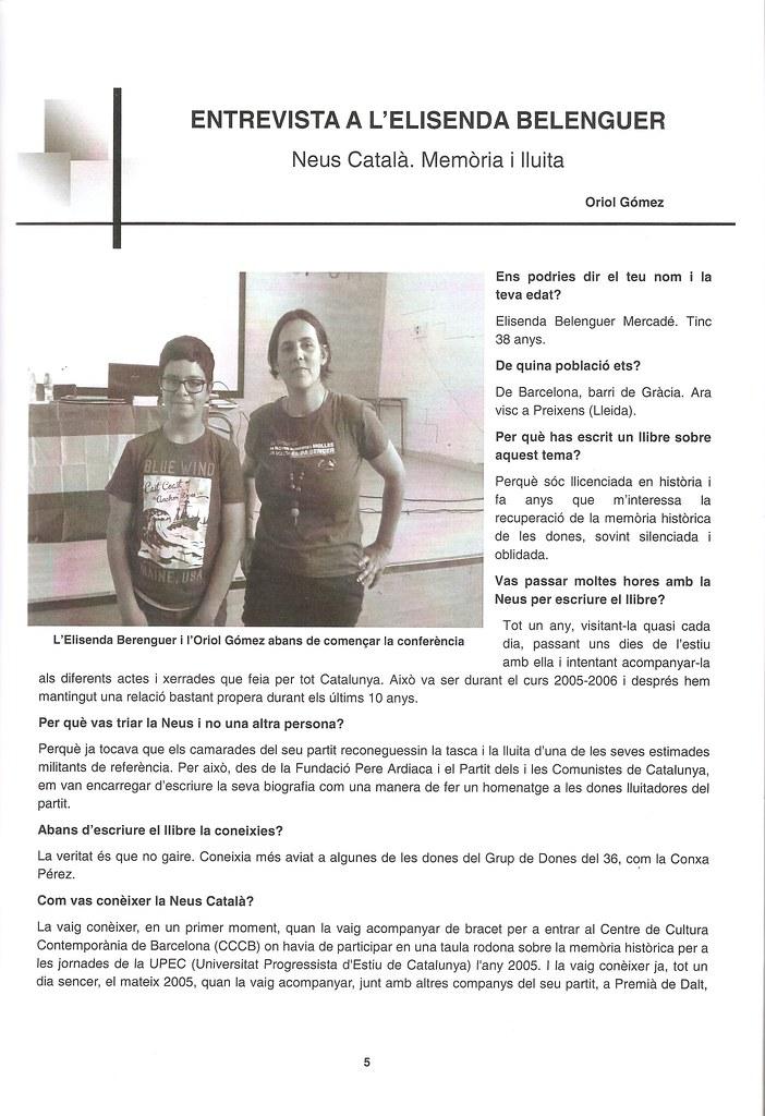 Revista Cadena Perpètua núm 63 pàg 5