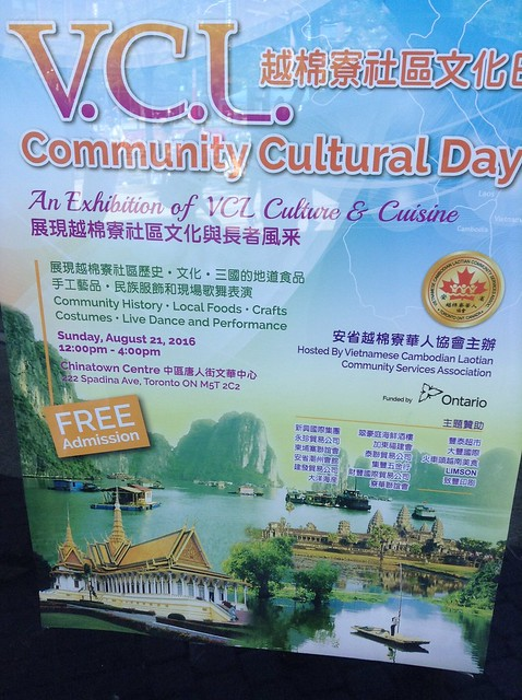 VCL Community Cultural Day