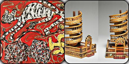 Menil Collage
