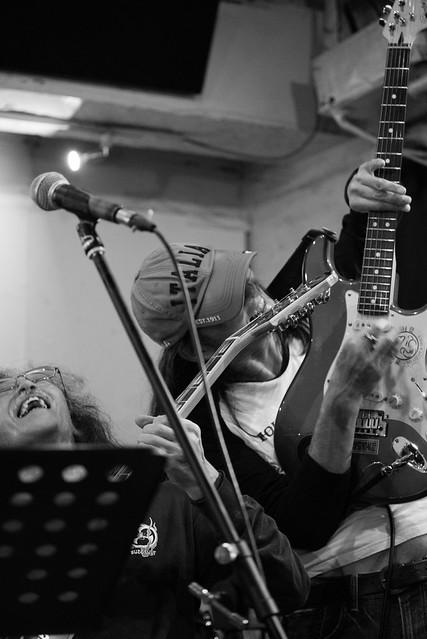 しびれなまずブルースバンド live at Golden Egg, Tokyo, 24 Sep 2016 -00158