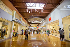 Tsawwassen Mills Outlet Shopping Mall