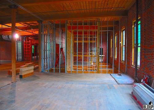 RiverBend Mill Framing