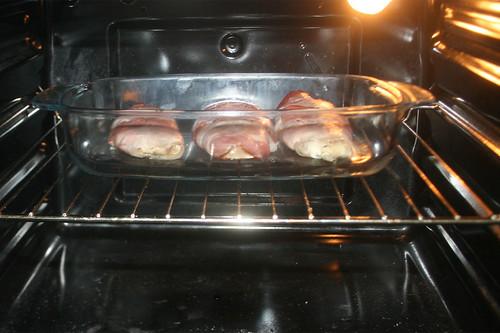26 - Hähnchenbrüste im Ofen garen / Cook chicken breaste in oven