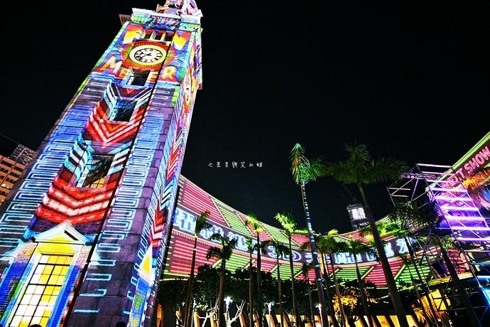 3 香港 閃躍維港 3D光雕匯演