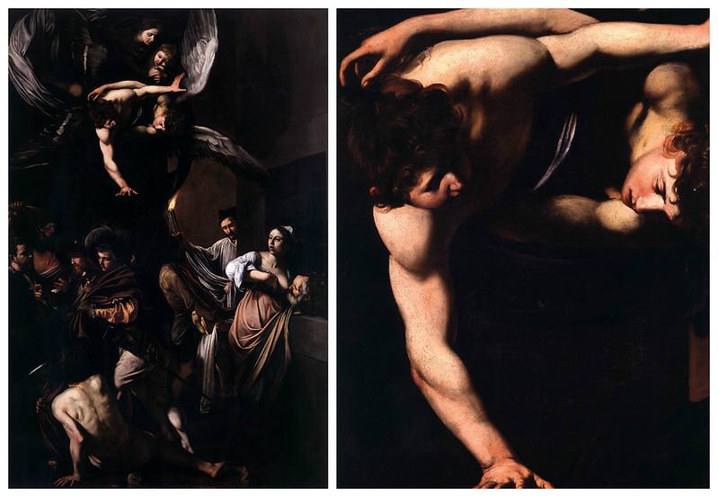 Caravaggio - Naples