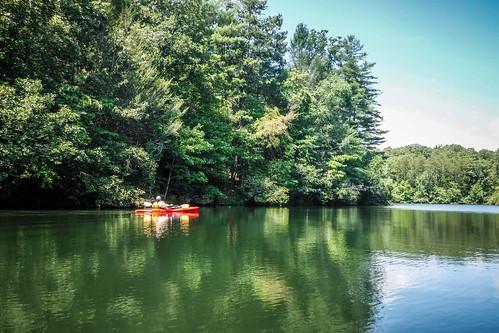 Lake Oolenoy with Ken Cothran-41