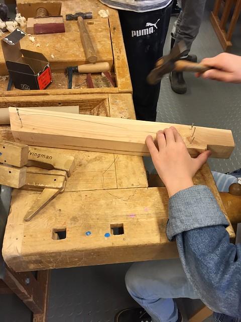 Workshop Rånäs skola Norrtälje 2016