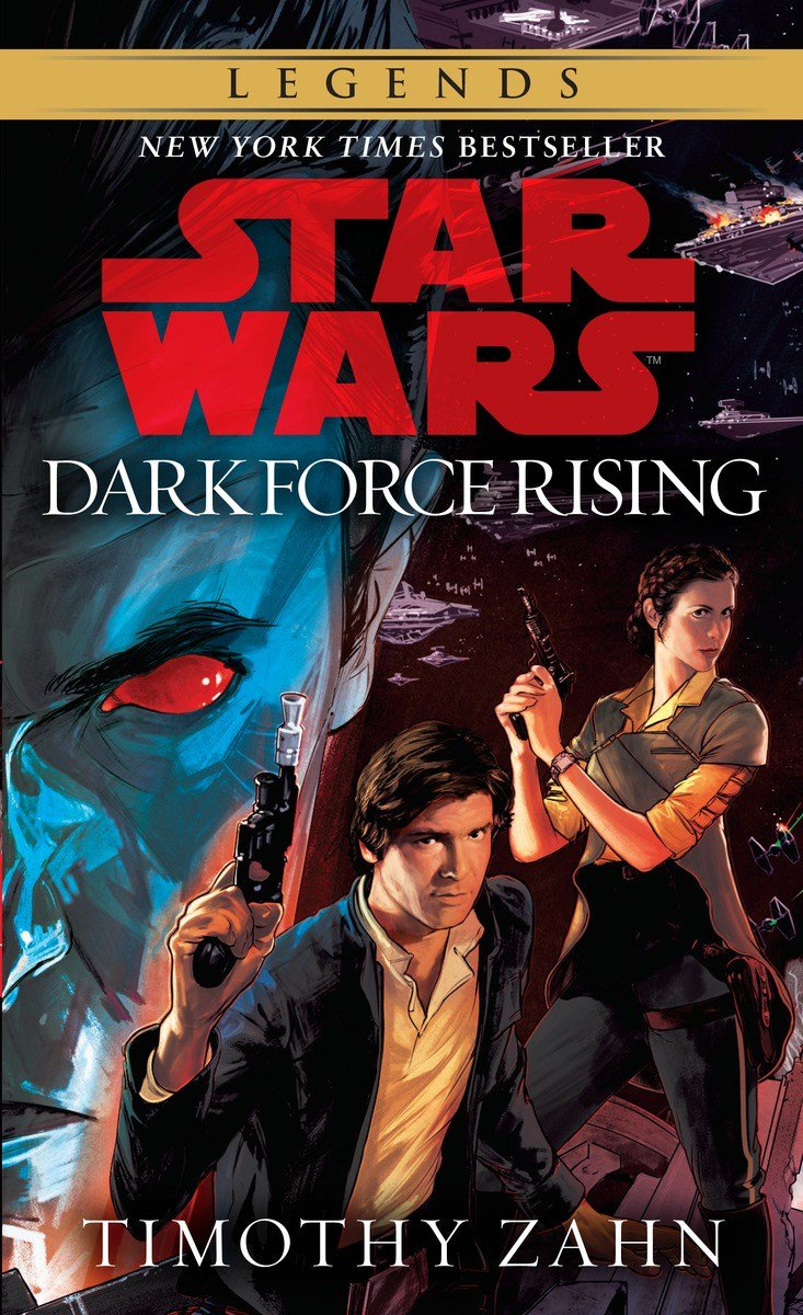 New cover for Dark Force Rising