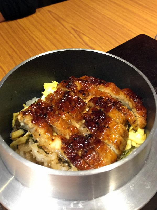Yayoi Japanese Teishoku Restaurant Manila- Grilled Eel