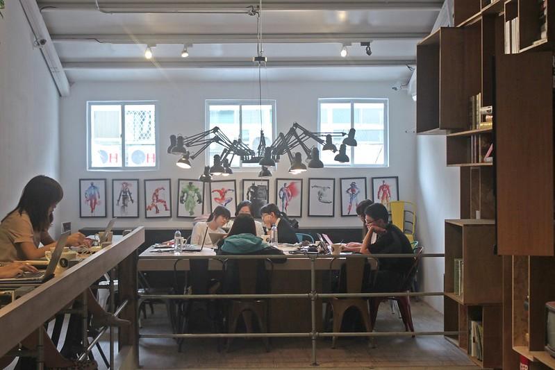 奧蘿茉OROMO -台北咖啡館-不限時間免費網路 (56)