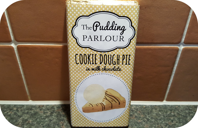 The Pudding Parlour Cookie Dough Pie Bar