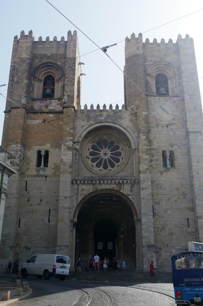 Portogallo, Lisbona -  Sè)