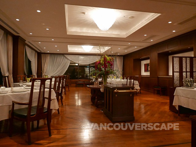 Noborioji Hotel Nara dining room