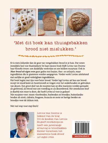 Achterkantboek Meer brood uit eigen oven
