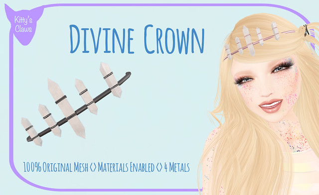 Kitty's Claws: Divine Crown for POE: Supernatural