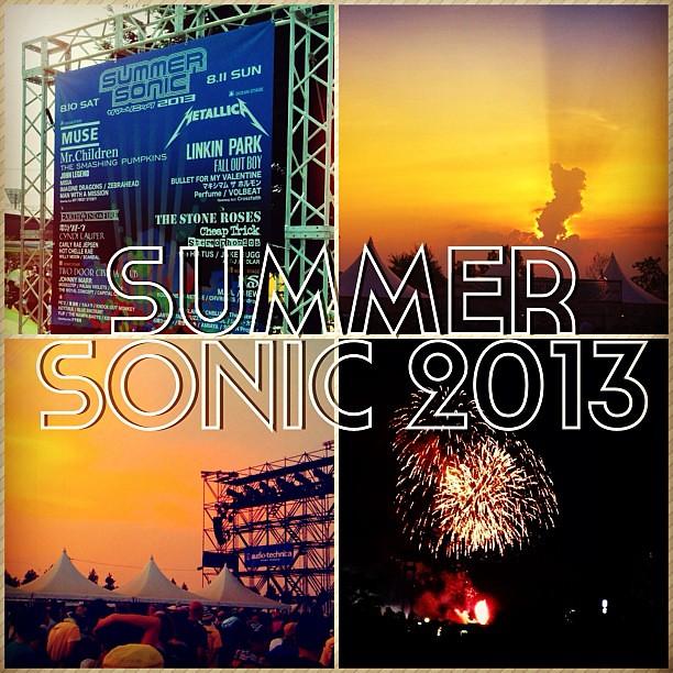 2013/08/11 SUMMER SONIC 2013 OSAKA