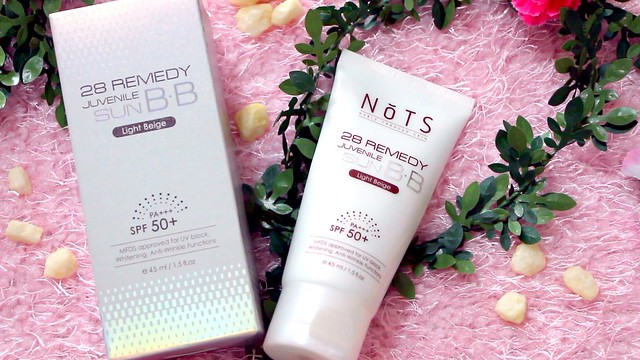 NOTS bb cream