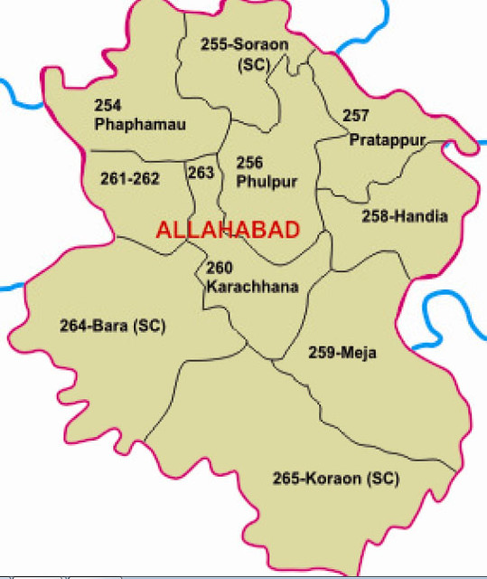 Allahabad district Uttar Pradesh Election 2017