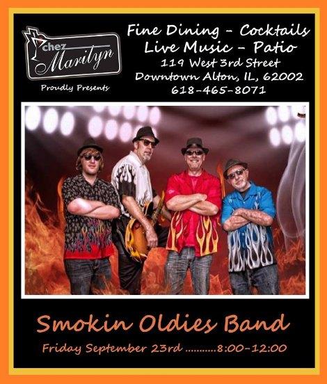 Smokin Oldies 9-23-16
