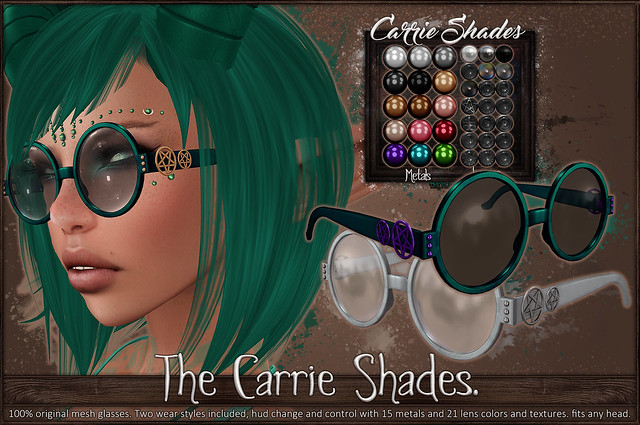 Carrie Glasses TC4