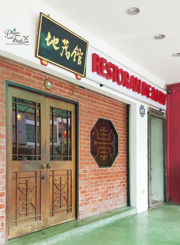 de maw restaurant