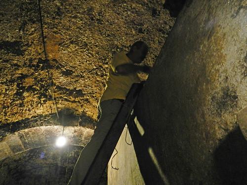 Wine Cellar Tour in Laguardia, Spain