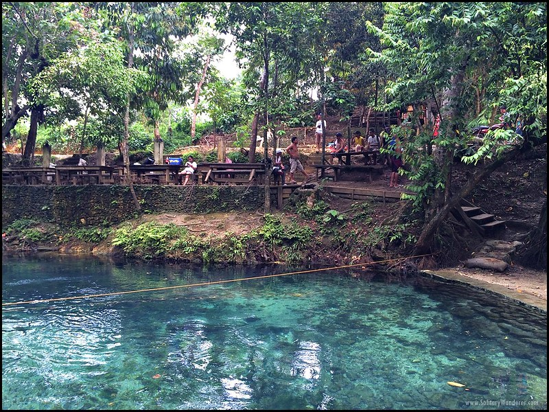 Picnic Area Libuacan Cold Spring