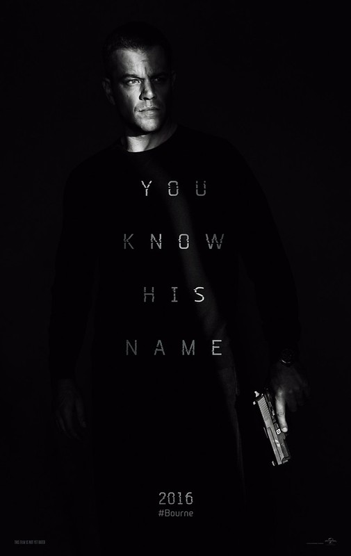 Jason Bourne - Poster 1