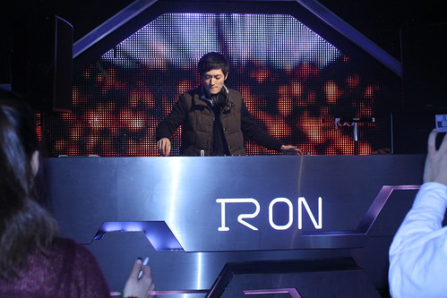 DJ A-Kit y la noche de Seúl