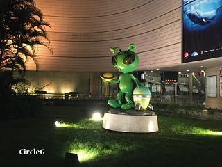 CIRCLEG 遊記 香港 尖沙咀 中秋 花燈 (11)