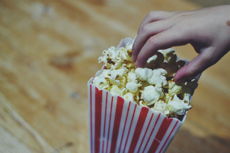 gilmore girls popcorn