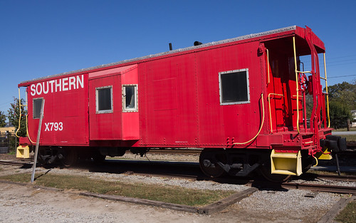 Southern caboose X793 - 4