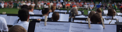 Photo Courtesy of Illini Bands