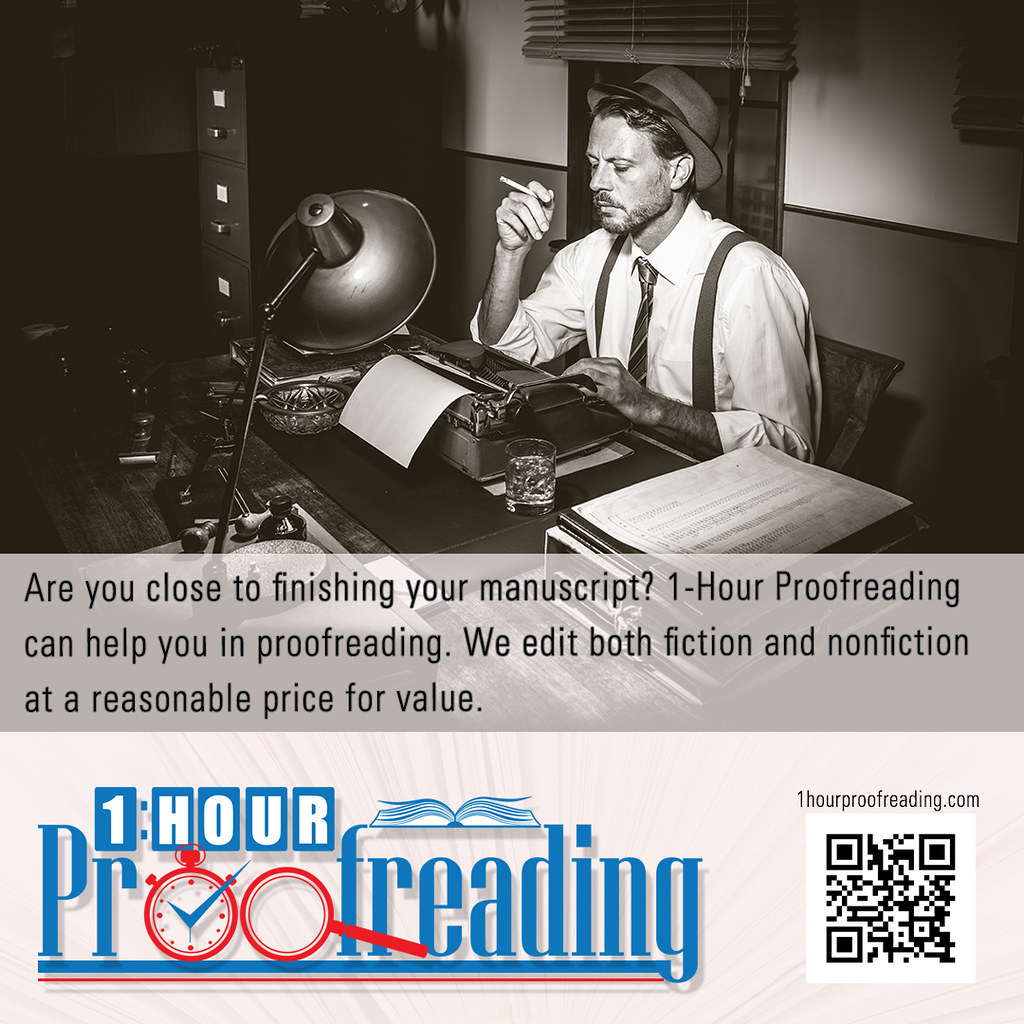Proofreading for Authors