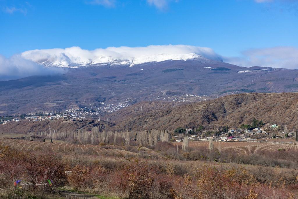 Chatyr-Dag in December