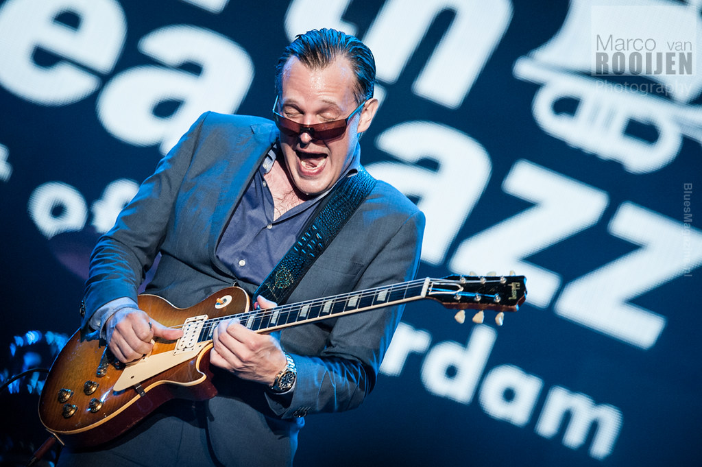 Joe Bonamassa @ North Sea Jazz Festival 2016