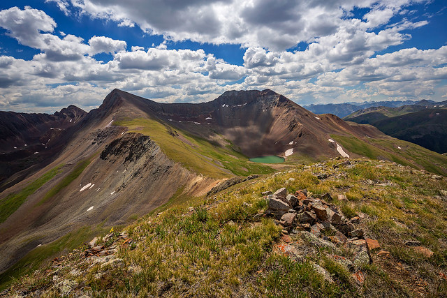 Seigal Mountain Summit