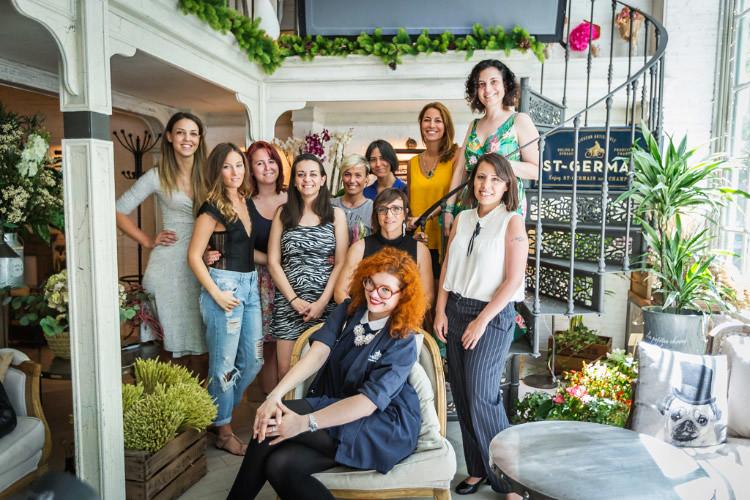 Les Femmes du Bar Madrid