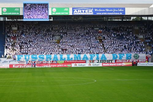 Hansa Rostock 1:0 Preußen Münster (3. Liga)