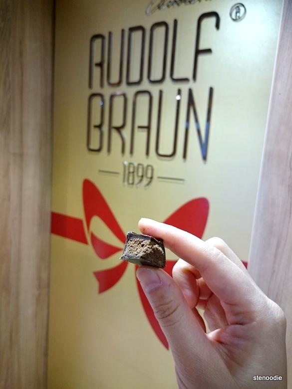 Rudolf Braun - Chocolaterie Manneken Pis