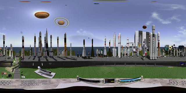 Spaceport Alpha 360