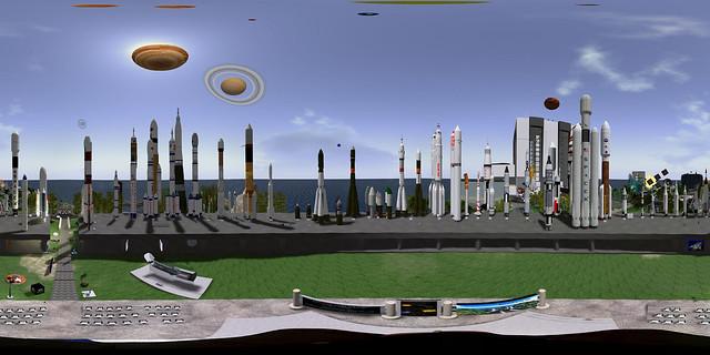 Spaceport Alpha 360