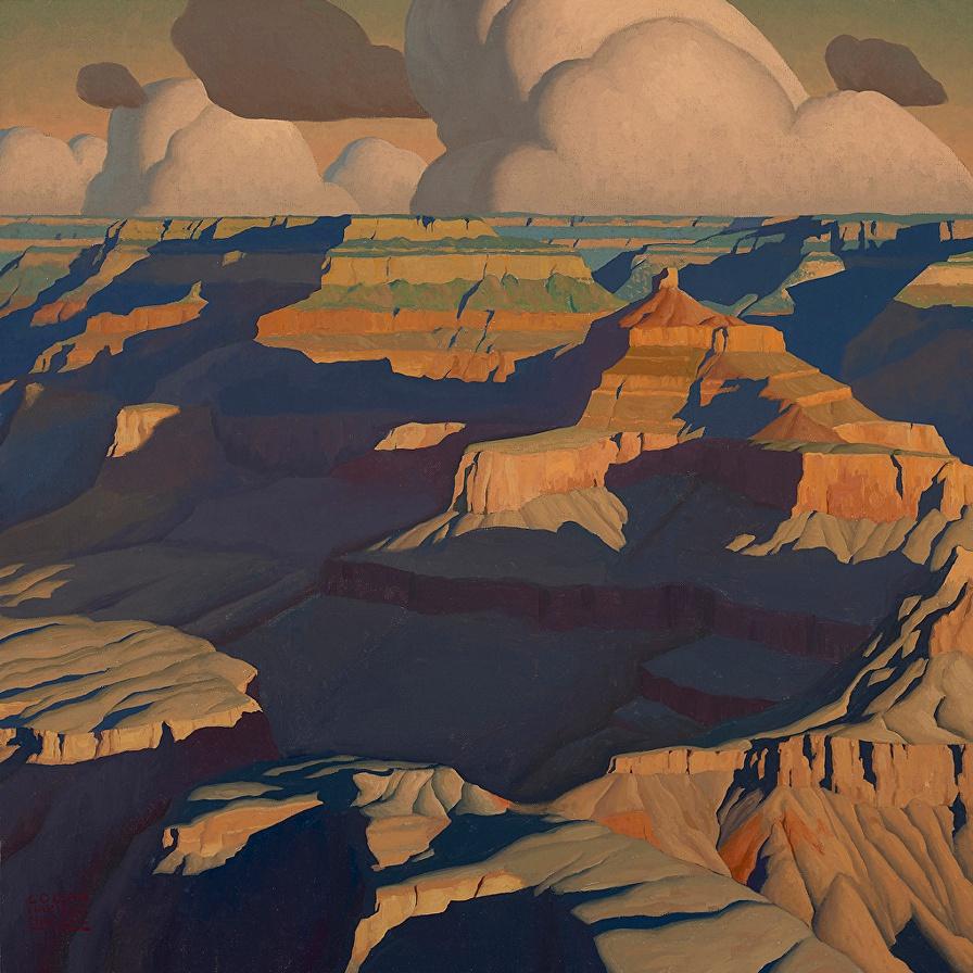 The Desert Southwest by Logan Hagege