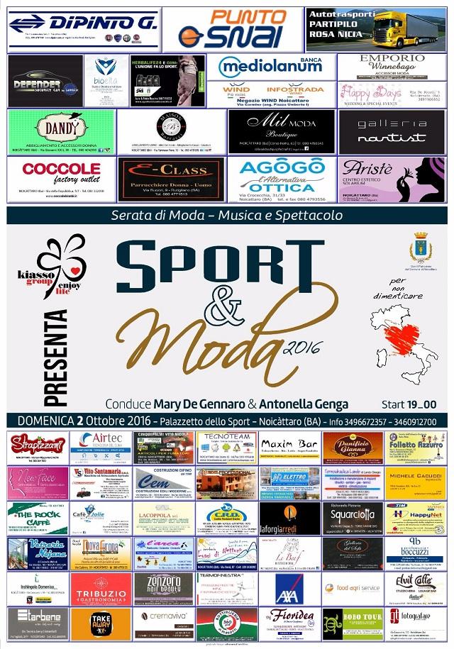 Noicattaro. Sport & Moda intero
