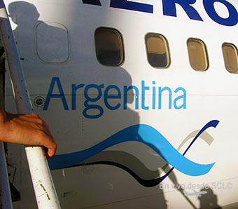 Aerolíneas Argentinas marca país (RD)