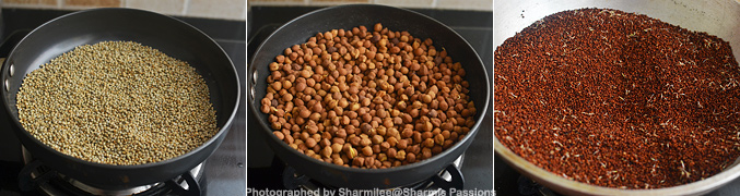 Hot to make Sathu Maavu Recipe - Step6