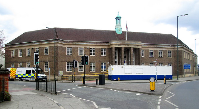 Norfolk Constabulary Building, King's Lynn