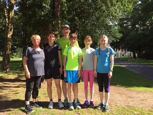 Purcell family parkrun