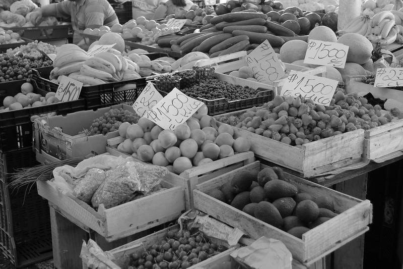 Open Market, Valdivia, Los Ríos, Chile